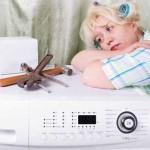 Зависает стиральная машина