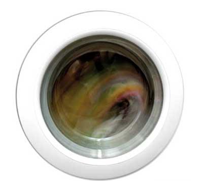 мало или много воды в стиральной машине
