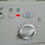 Горит или мигает индикатор замка на стиральной машине? Причины