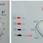Код ошибки F12: стиральная машина Индезит. Причины