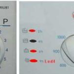 Код ошибки F11: стиральная машина Индезит. Причины