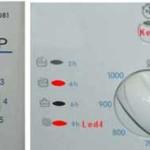 Код ошибки F05: стиральная машина Индезит. Причины