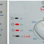 Код ошибки F06: стиральная машина Индезит. Причины