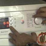 Код ошибки f18: стиральная машина Бош. Причины