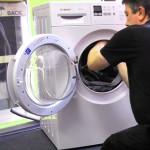 Код ошибки f25: стиральная машина Бош. Причины