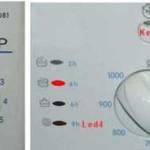 Код ошибки F04: стиральная машина Индезит. Причины