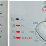 Код ошибки F07: стиральная машина Индезит. Причины