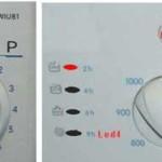 Код ошибки F08: стиральная машина Индезит. Причины
