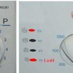 Код ошибки F09: стиральная машина Индезит. Причины