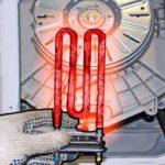 Заменяем ТЭН в стиральной машине своими руками. Пошагово