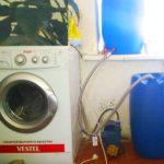 Выбираем стиральную машину автомат для сельской местности с баком для воды