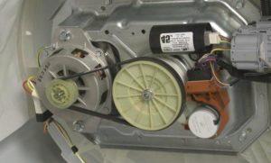 Инверторный двигатель стиральной машины