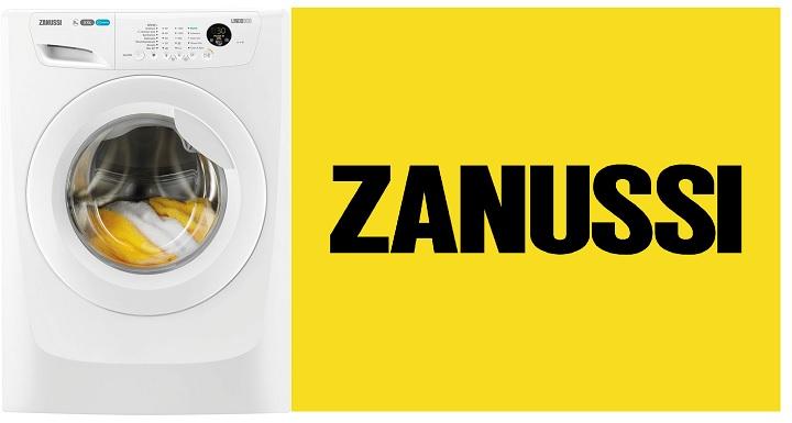 Машинка и лого от Занусси
