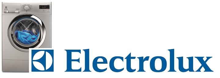 Лого и машинка от Электролюкс