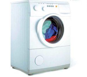 Белье должно распределяться равномерно в стиральной машине