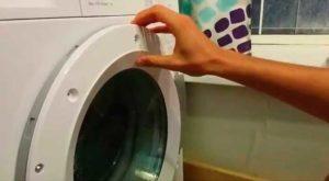 Блокировка люка стиральной машины