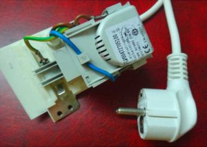 Встроенный сетевой фильтр для стиральной машины
