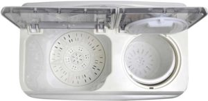 Датчик на дверце центрифуги стиральной машины - полуавтомата
