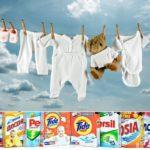 Чем стирать вещи новорожденного в стиральной машине