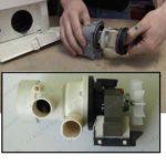 Проверка сливного насоса стиральной машины: