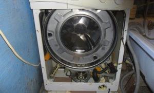 Замена сливного насоса в стиральной машине Bosch