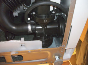 Замена сливного насоса в стиральной машине LG