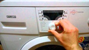 Порядок действий, если стиралка заблокировалась по причине отключения электроэнергии