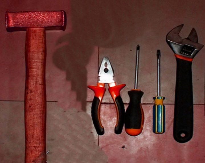 Инструменты для замены барабана