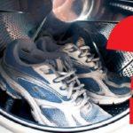 Как стирать кроссовки Nike, Adidas в стиральной машине автомат без мешка