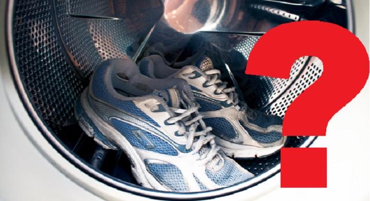 Стоит ли стирать кроссовки в машинке