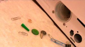 Мусор сос ливной системы стиральной машины