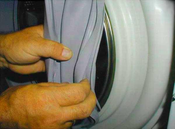 Ремонт манжеты стиральной машины индезит своими руками