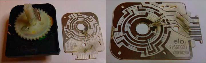 Ремонт механического программатора стиральной машины своими руками 84