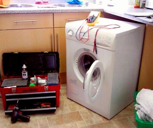 Поломка внутри стиральной