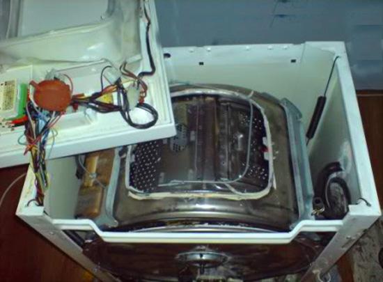 Стиральная машина индезит вертикальная ремонт своими руками 117