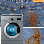 Почему после стирки в стиральной машине появляются пятна на вещах