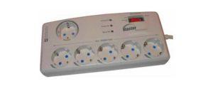 Внешний сетевой фильтр с индикаторами
