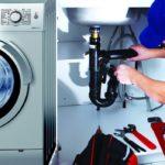 Сифон для стиральной машины: подключение слива