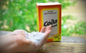 Сода для смягчения жесткой воды