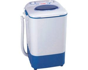 Компактная стиральная машина полуавтомат с одним баком