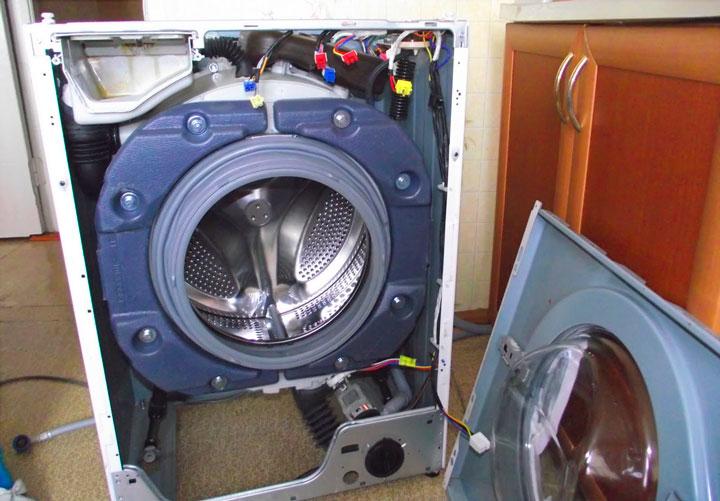 Бак в стиральной машине
