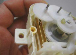 Устройство таймера стиральной машины - полуавтомата