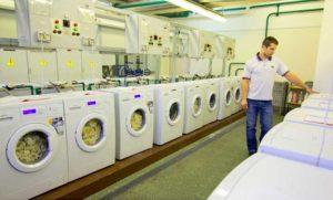 Тестовые испытания стиральных машин