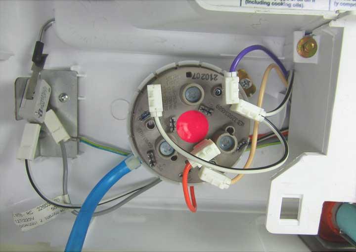 Как проверить электронный прессостат стиральной машины