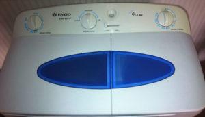 Панель с функциями стиральной машины полуавтомат