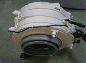 Цельный бак стиральных машин Аристон
