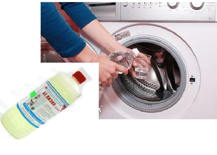 Как избавится от запаха из стиральной машины