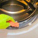 Почистить резинку в стиральной машине автомат. Чем и как? +Видео