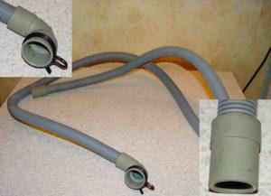 Чистка сливного шланга стиралки