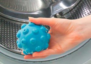 Специальные шарики для стирки пуховиков